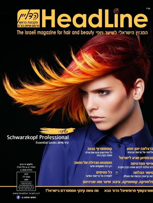 מגזין הדליין גיליון 48