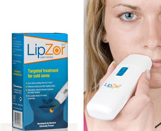 """מכשיר Lipzor  של חברת """"אלפאמדיקס"""""""