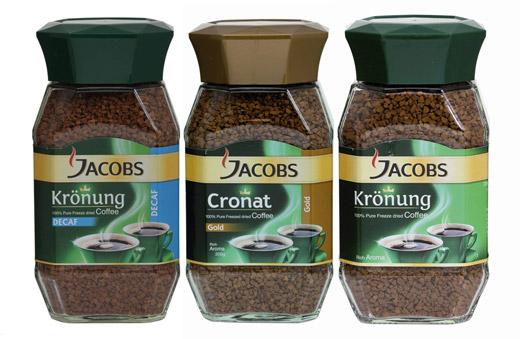 קראפטס פודס ישראל, משווקת מותג הקפה הבינלאומי