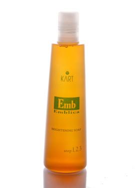 סבון הבהרה ייחודי - קארט. צילום: מרב בסון