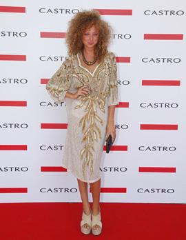 תצוגת אופנה קסטרו - יוליה פלוטקין. צילום: אלירן אביטל