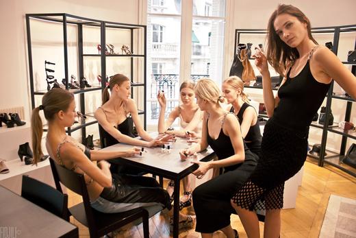 Laka בשבוע האופנה בפריז