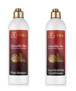 סודות המסיכה הטבעית לשיער של אנדדה