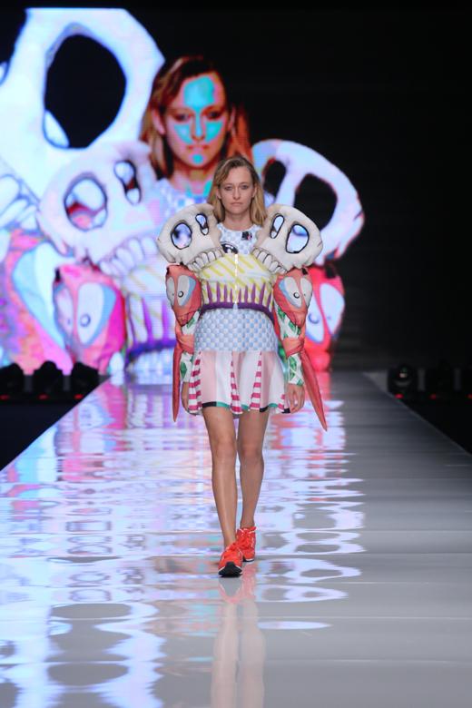 ניו האלנס ושנקר בשבוע האופנה גינדי תל אביב 2015