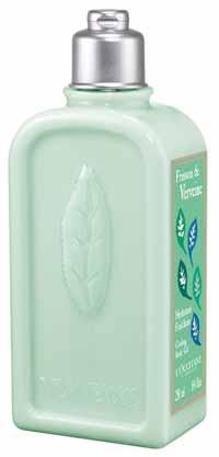 חלב גוף במרקם ג'ל צונן ומרענן Cooling Body Gel: