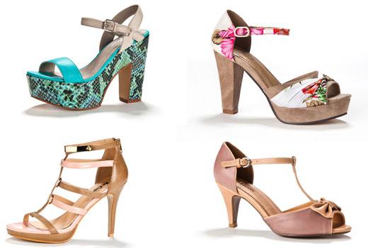 נעלי גלי משיקה קולקציית נעליים לצעירות