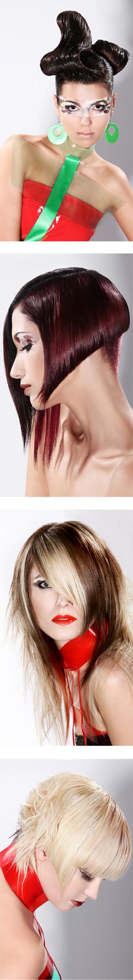 ORENORKOBI - קולקציית עיצוב שיער 3D