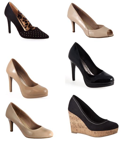 קולקציית נעליים חגיגית ממותג הנעליים Payless