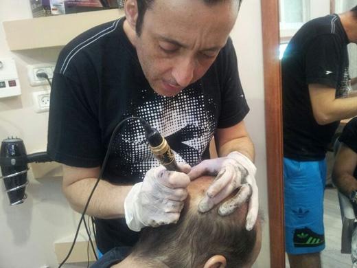 הדמיית שיער בחיפה- רמי מזרחי