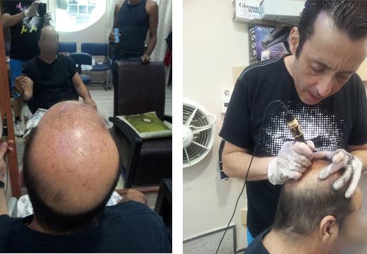 מעצב השיער רמי מזרחי יוצא במבצע מדהים