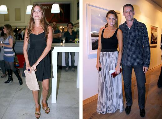 גיא בר-עם ואור גרוסמן, דנה פרידר - תערוכת צילומי אייפון. צילום: קוקו.