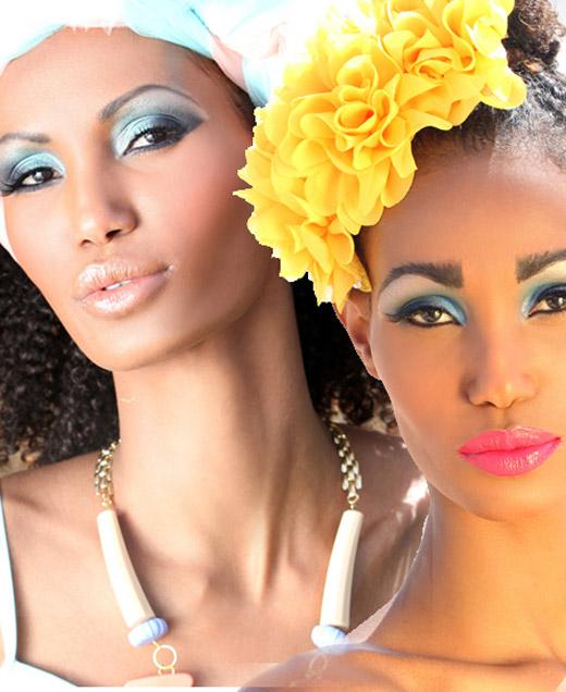 מאפרים ישראליים - קו איפור ייעודי עבור כהות העור