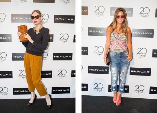 רנואר מציגה קולקציית אופנה סתיו חורף 2013-2014
