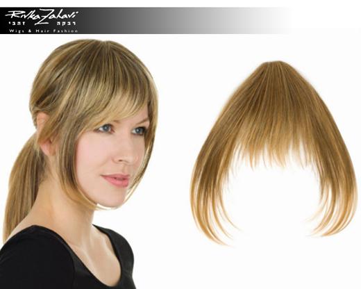 תוספות שיער פוני רבקה זהבי