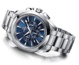 """רולטיים מציגה שעון אומגה שוויצרי. צילום: יח""""צ חול"""