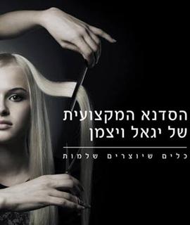 קורסים מתקדמים למעצבי שיער - יגאל ויצמן