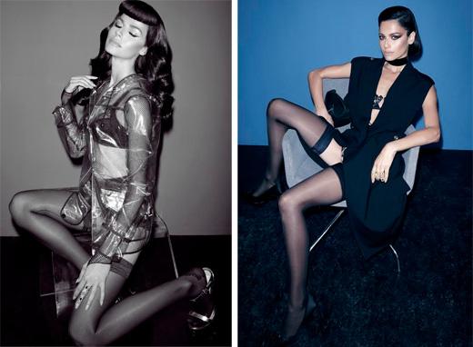 סנדי בר עם תוספות השיער והפאות של רבקה זהבי בהפקת אופנה מדהימה