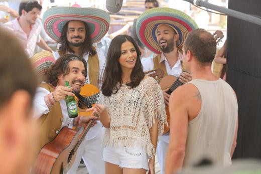 צילומי סנדי בר לקמפיין בירה שנדי צילום קוקו