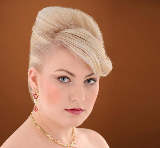רפאל טפלוב לשוורצקופף פרופשיונל - מראה שיער סילבסטר 2013