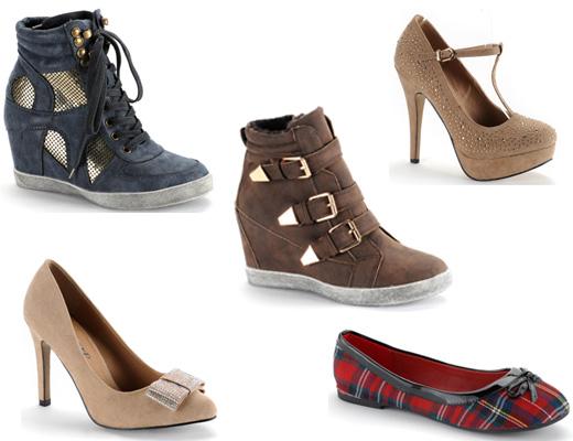 סקופ מציגה נעלי מעבר לסתיו 2013