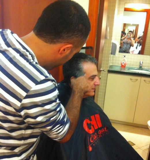 Segol מעצבי שיער בטקס פרסי אופיר