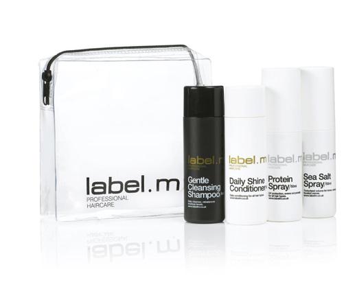 חברת Label.m uk נתנה חסות בשבוע האופנה בלונדון