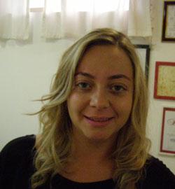 סופי קרבצקי בטיפול פנים