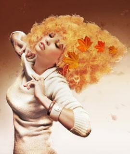 לקראת עונת הנסיעות 2012 - מוצרי שיער במזוודה