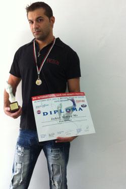 תחרות  Intercoiffure  לעיצוב השיער באירופה