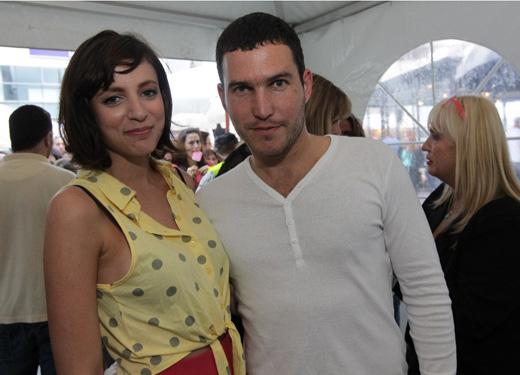 ערן טרטאקובסקי וסיון אברהמי. צילום: רפי דלויה