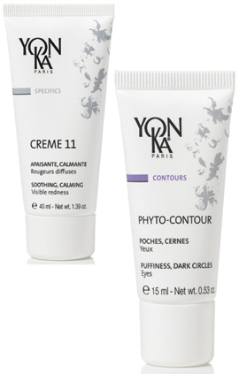 Crème11 + Phyto contour - יונקה פריז