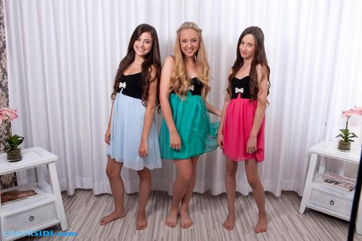 חדש בישראל - סטודיו אופנה לילדות. צילום: לימור סידי