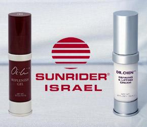 Sunrider - ג'ל לטיפול במניעת קמטים