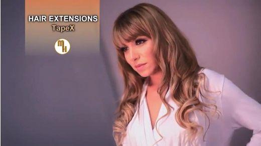 Tapex Hair Extensions - מאי הייר