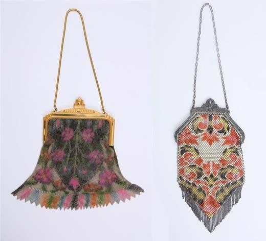 אוסף פונדמינסקי של תיקי ערב עתיקים ונדירים נתרם  למחלקה לעיצוב אופנה בשנקר ויוצג בתצוגת קבע מתחלפת