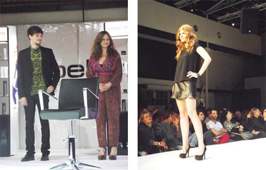 ארוע השקת מוצרי label m של Toni&Guy בישראל