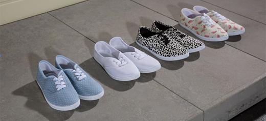 קולקציית הנעליים של TOPTEN