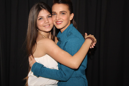 יאנה ואחותה נטלי צילום: אסף לב