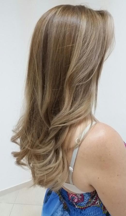 עיצובי השיער של ירון חדד