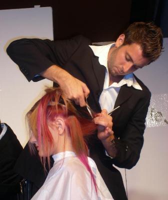 מעצב השיער רובי כהן מרשת האומנים בפעולה