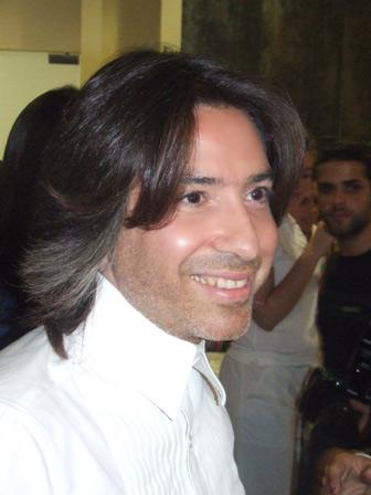 מעצב השיער איציק כרסנטי