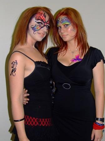דוגמניות ביוטי פרו 2008 צילום:פורטל היופי הישראלי בראש