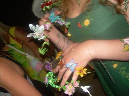 קישוטי ציפורניים ביוטי פרו 2008 צילום:פורטל היופי הישראלי בראש