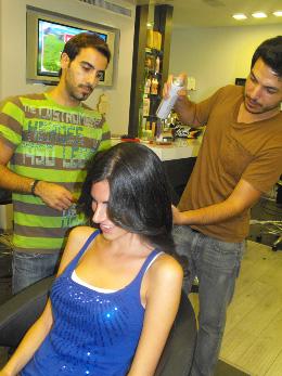 יגאל ויצמן - מומחה לשיער מברך
