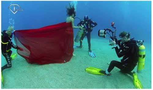 """תחרות הצילום """"אפסון הים האדום"""""""