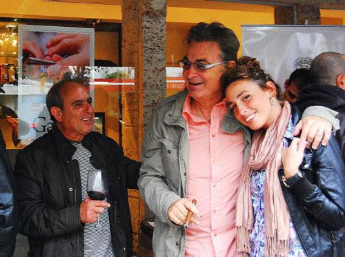 אלברט אילוז ננסי בנרדס וביתו רונה אירוע פתיחה גלאו