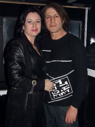 סוסו ואישתו