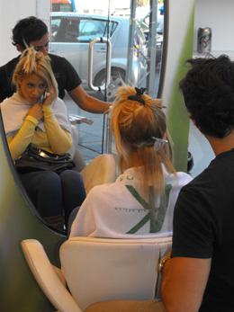 הארכת שיער בהלחמה קרה - אמיר קל תל אביב