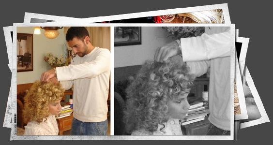 מעצב השיער אבי עונה מתל אביב - מספרות בתל אביב
