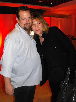 אמיר זהבי ואישתו